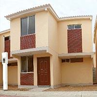 Club hipotecario for Casas mucho lote 2 modelo villas